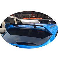 Спойлер багажника шабля Ford Forcus Хетчбек 2012-2018 р. ст. стиль RS