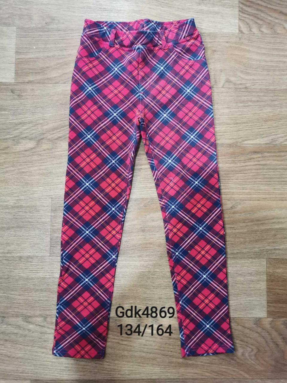 Лосины для девочек оптом, Glo-story, размеры 134-164, арт. GDK-4869
