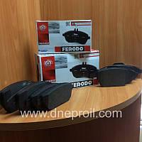 Колодки тормозные FERODO FDB1044