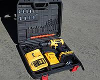 Ударный аккумуляторный шуруповерт DeWALT DCD791