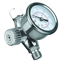 Регулятор давления с манометром для краскопульта AUARITA FR5