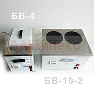 Баня водяная лабораторная БВ-10-2 (10 л, 33 пробирки, 2 места), фото 6