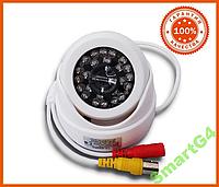 Купольная камера видеонаблюдения 800 ТВЛ E304AHD MH