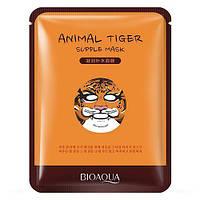 Тканевая маска BioAqua Animal Tiger Supple