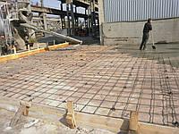 Различные бетонные работы