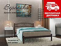 Ліжко Вероніка метал 90*200, фото 1