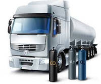 Доставка технических газов