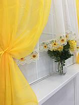 """Кухонні штори """"Соняшник"""", фото 3"""
