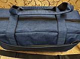 Спортивная дорожная TOMMY HILFIGER мессенджер оптом/Спортивная сумка только оптом, фото 7