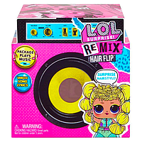 ЛОЛ Сюрприз Кукла ЛОЛ Ремикс Музыкальный Сюрприз L.O.L. Surprise! Remix Hair Flip Dolls (566960)