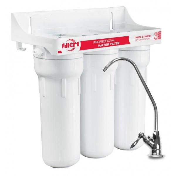 Filter 1 FMV3F1, тройная система очистки воды