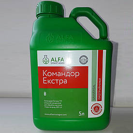 Протравитель Командор Экстра АльфаСмартАгро, 5 л, аналог Гаучо, цена за 1 л