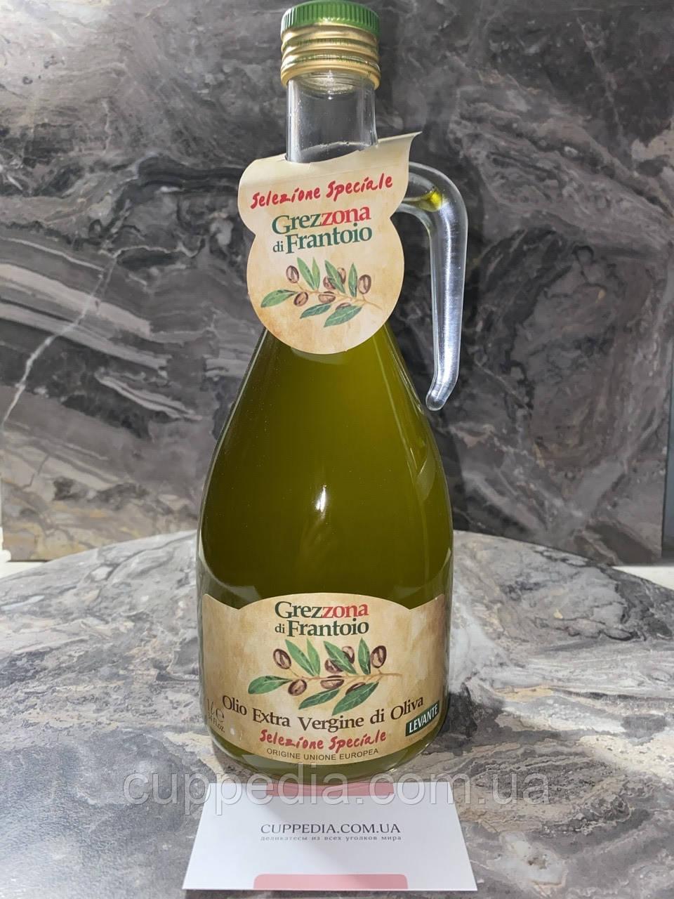 Оливкова олія Levante Grezzona Frantoio di 1л
