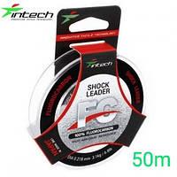 Флюорокарбон Intech FC Shock Leader 50м (0.161mm (1.7kg / 3.7lb))