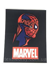 Нашивка Людина Павук / Spider man Marvel 180х230 мм