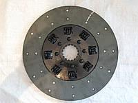 Диск сцепления СМД-18, СМД-20, СМД-22, ДТ-75 (мягкий)