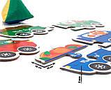 """Гра з м'якою пірамідкою """"Звірочепи"""" для найменших VT2906-01, Vladi Toys, фото 3"""