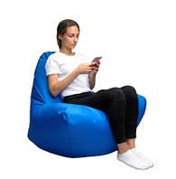 Бескаркасное кресло эгоист 75х75 см с внутренним чехлом ткань оксфорд 600