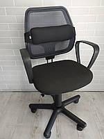 Подушка под поясницу EKKOSEAT для офисного и компьютерного кресла - ортопедическая