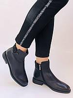 Erisses. Жіночі черевики. На маленькому підборах. Натуральна шкіра. Висока якість. Р. 36,37,39. Vellena, фото 5