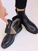 Erisses. Жіночі черевики. На маленькому підборах. Натуральна шкіра. Висока якість. Р. 36,37,39. Vellena, фото 9
