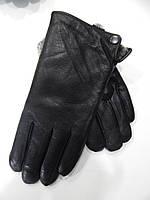 Мужские кожаные перчатки на меху оптом