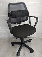 Подушка под поясницу EKKOSEAT с массажной накидкой для офисного кресла