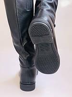 Molka. Натуральне хутро.Зимові чоботи на низькому каблуці. Натуральна шкіра. Р. 36-40., фото 9