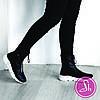 Женские ботинки в стиле урбан