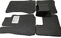 Автоковрики iKovrik ViP 5 шт в комплекте до восьми креплений, подпятник метал, 4 шильдика (vol-488)