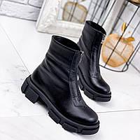 Ботинки женские Viole черныеДЕМИ 2219, фото 1