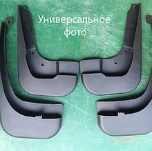 Брызговики под оригинал Hyundai Sonata LF 2014-2020 гг. (4 шт.)
