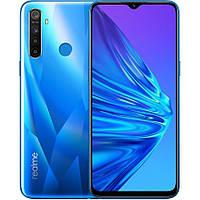 "Смартфон Realme 5 4/128Gb 6,5"" 5000 мАч Crystal Blue"