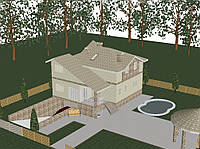 Проектирование и строительство домов в Черновцах и по области