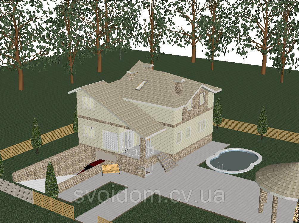 Проектирование и строительство домов в Черновцах и по области, фото 1