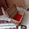 Шкатулка деревянная резная 21*11 для украшений, ручная работа, фото 6