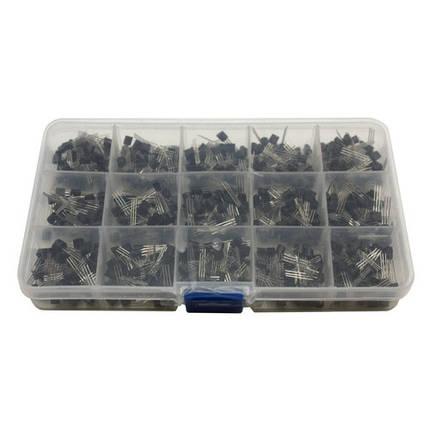 600x Транзистор TO92, S9012, S9015, С945, С1815, фото 2