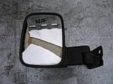 Зеркало левое б/у с коротким креплением на Ford Transit  1982-1992 год , фото 2