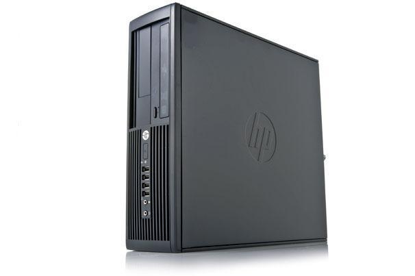 Системный блок HP Compaq Pro 4300 SFF-Intel Core-i3-3220-3,3GHz-4Gb-DDR3-HDD-500Gb-DVD-RW-W7P- Б/У