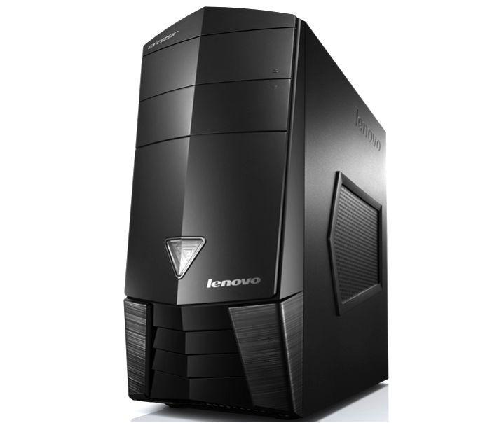 Системный блок Lenovo Erazer X310-Mini-Tower-Intel Core-i5-4460-3,2GHz-8Gb-DDR3-HDD-500GB-DVD-R- Б/У