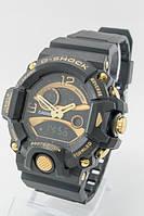 Мужские кварцевые наручные часы Casio G-Shock Twin Sensor, фото 1