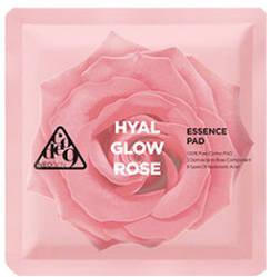 Есенціальні педи з трояндою Neogen Hyal Glow Rose Essence Pad 1 шт