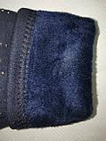 Трикотаж без пальцев женские перчатки Эластичный(только ОПТ), фото 4