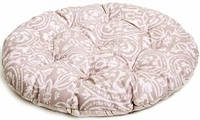 Подушка на стул круглая ТМ Прованс Classic Фреска