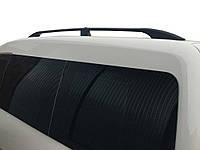 Volkswagen Caddy 2015-2021 Рейлинги черные с пластиковыми ножками стандартная база