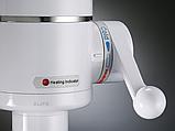 Проточный водонагреватель электрический Delimano 3000 Вт White с аэратором поворотным (n-37), фото 5