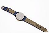 Часы джинсовые наручные 2Life Синий (n-450), фото 4