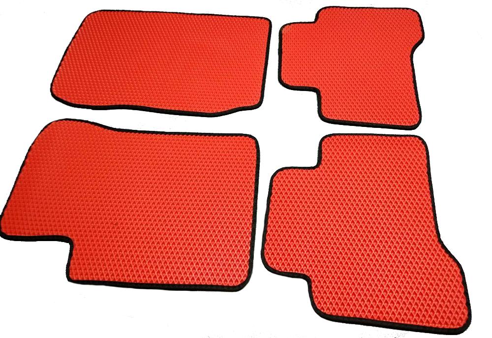 Автомобильные коврики в салон iKovrik Стандарт 4 шт в комплекте (n-485)