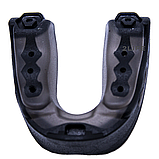 Капа боксерская гелевая двухкомпонентная 2Life Черный (n-520), фото 3