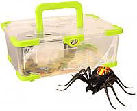 Логово паука и его обитатель, Moose - Wild Pets (29002-am) Spider Habitat